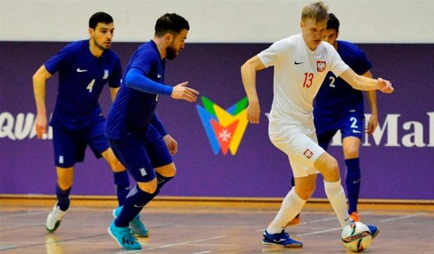 Live streaming: Ελλάδα-Μολδαβία Futsal (video)