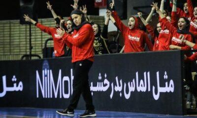Κατερίνα Χατζηδάκη : Η Ελληνίδα προπονήτρια που διαπρέπει στο Ιράν (+pics)