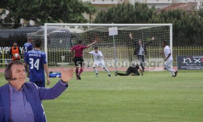 Καλαμάτα – Αιγάλεω 2-0: Επικός Γεωργούντζος στα γκολ της Μαύρης Θύελλας! (video)