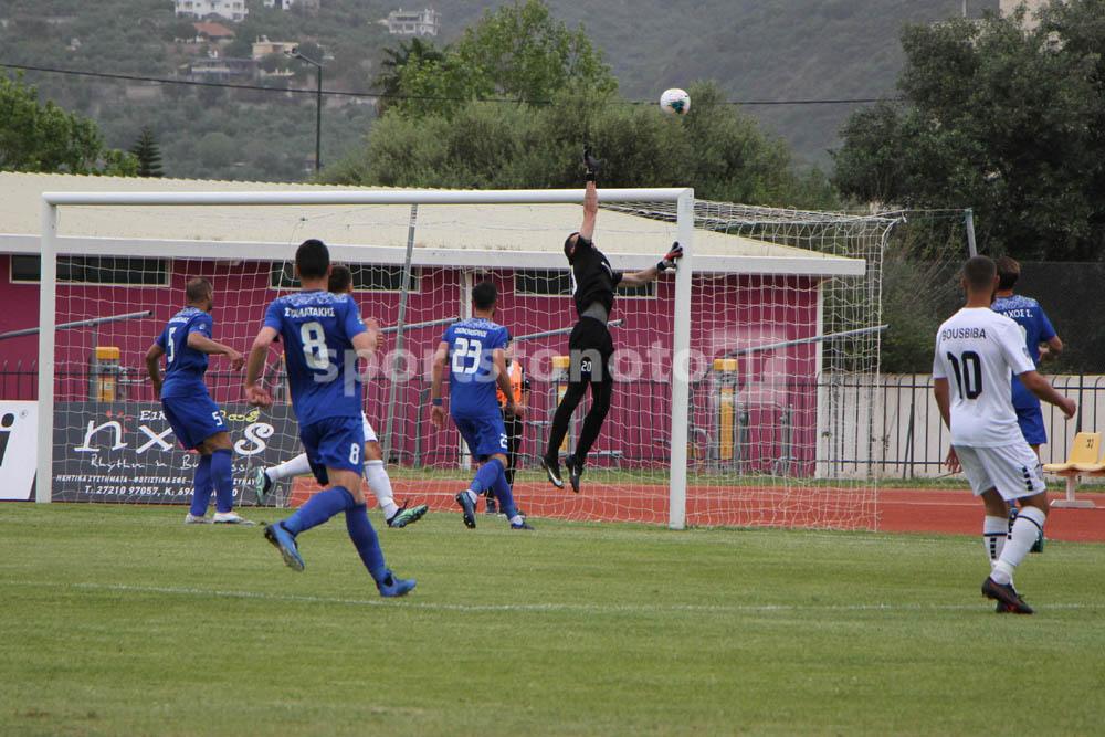"""Καλαμάτα – Αιγάλεω 2-0: Επιστροφή σε νίκες με Φελίπε, Τριανταφυλλάκη – Κινήσεις ΜΑΤ """"Αναστό""""! (+pics-video)"""