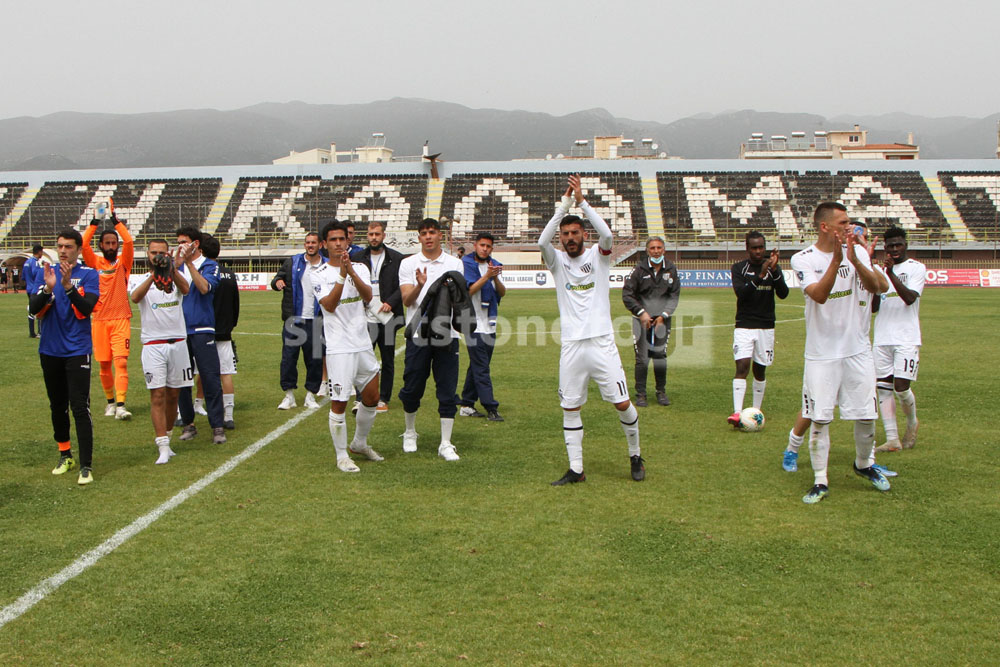 Καλαμάτα – Νίκη Βόλου 0-0: Δίκαιη μοιρασιά (photos)