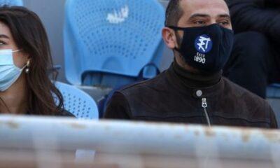 Η απαγόρευση κόσμου στα γήπεδα, δεν ισχύει για όλους στην Ελλάδα... (+pic) 6