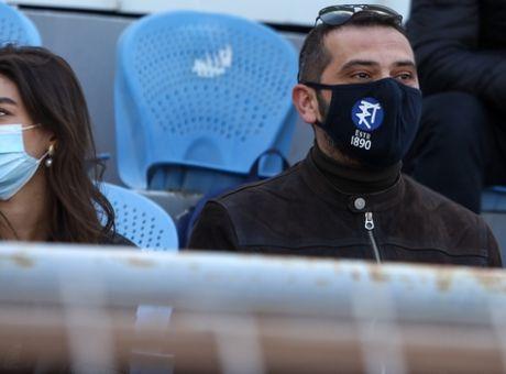 Η απαγόρευση κόσμου στα γήπεδα, δεν ισχύει για όλους στην Ελλάδα… (+pic)