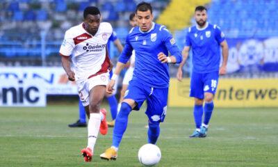 Λαμία-ΑΕΛ 0-0: Παράταση στην αγωνία της παραμονής (+videos)