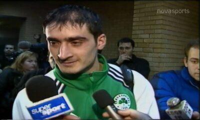 """ΑΕΚ-ΠΑΟ 2000-01: Η ασύλληπτη ευκαιρία του """"Λύμπε"""", η επική ατάκα του στο τέλος! """"Είχα ανικανότητα""""! (video)"""