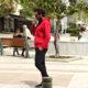 Νίκος Μετεβελής: Βόλτα στο κέντρο της Καλαμάτας με.. στυλ!