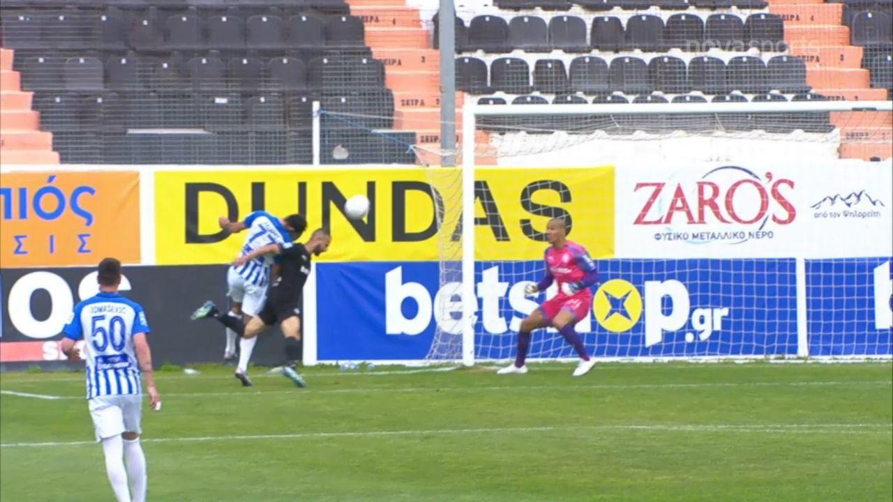 ΟΦΗ – Ατρόμητος 1-1: Γκολ και highlights (video)