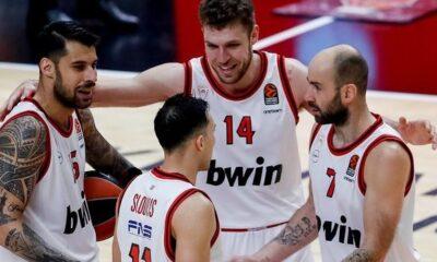 Βαλένθια - Ολυμπιακός 79-88: Μπασκετάρα για 30 λεπτά (+video) 9