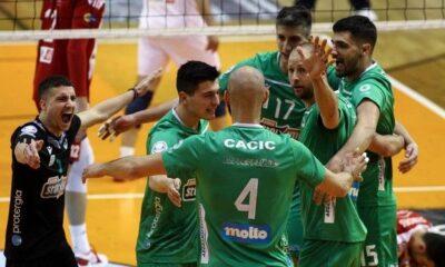 Παναθηναϊκός – Ολυμπιακός 3-2: Πράσινη ανατροπή και ντέρμπι για την 3η θέση (+vid)