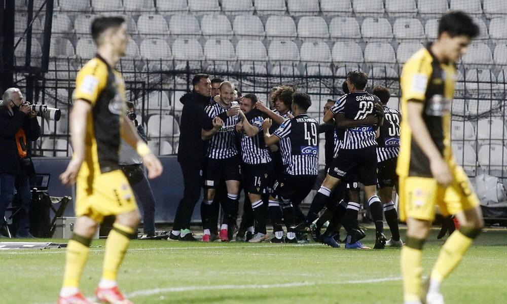 ΠΑΟΚ – ΑΕΚ 2-1: Το γύρισε και πάει τελικό!