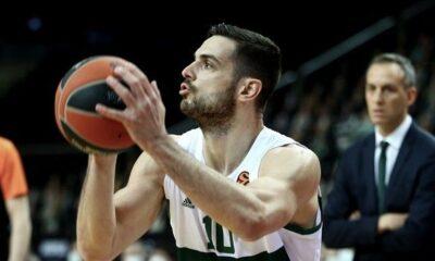 Η βαθμολογία της EuroLeague: 15ος ή 16ος ο Παναθηναϊκός, στα playoffs η Ρεάλ Μαδρίτης 19