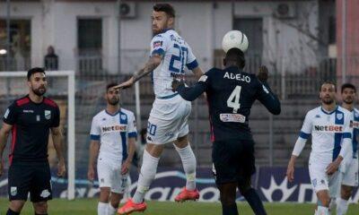Super League : Η βαθμολογία των playouts μετά τη νίκη της Λαμίας επί του ΠΑΣ Γιάννινα