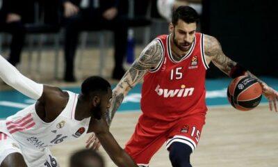 Η βαθμολογία της EuroLeague: Έχασε την ευκαιρία για το 50% ο Ολυμπιακός 7