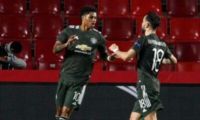 Europa League: Τεράστια ανατροπή Ρόμα, σοκ στο 94′ της Άρσεναλ, εκτός έδρας νίκες για Μάντσεστερ, Βιγιαρεάλ! (+video) 12