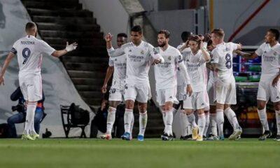 """Ρεάλ - Λίβερπουλ 3-1: Προβάδισμα πρόκρισης με Βινίσιους για τους """"μερένγκες"""" (+video) 3"""