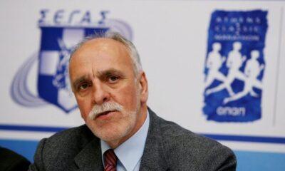 Πέθανε από κοροναϊό ο πρώην πρόεδρος του ΣΕΓΑΣ, Βασίλης Σεβαστής 23