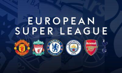 Κλυδωνισμοί στην Ευρωπαϊκή Λίγκα:«Δύο αγγλικές ομάδες σκέφτονται να φύγουν από τη Super League»