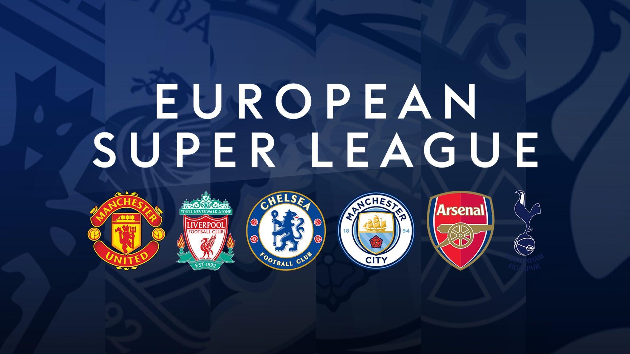 «Σεισμός» στο ευρωπαϊκό ποδόσφαιρο – Επίσημη η European Super League