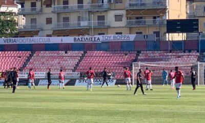 """Νίκησε 1-0 τον Πανσερραϊκό η Βέροια: """"Φωνάζουν"""" για τον... Πολυχρόνη οι """"Σερραίοι""""- Η βαθμολογία (+video) 12"""