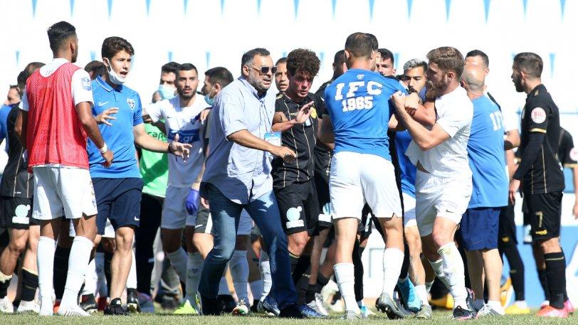 """Εργοτέλης – «Βράζουν» με διαιτησία – φιλοξενία σε Νίκαια: """"Ντροπή για το ποδόσφαιρο και τη χώρα αυτοί οι άνθρωποι""""!"""