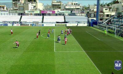 Ιωνικός – Ξάνθη: Προβολή ο Βέρκερ και 0-1 στη Νεάπολη (video)