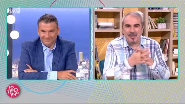 """Με χαβαλέ (!) σχολίασαν στον """"Πρωινό καφέ"""" την… αντιπροεδρία του Λιάγκα στην ΑΕΛ (video)"""