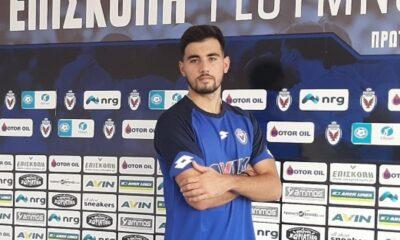 """Γιώργος Γιαννούτσος: """"Μεγάλη ομάδα η Καλαμάτα, θέλουμε να την νικήσουμε…""""!"""
