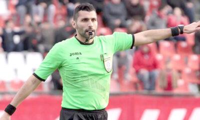 Super League play off ορισμοί διαιτητών : Ο Φωτιάς στο Φάληρο, ο Βαντ στο Βικελίδης, ο Ευαγγέλου στην Τρίπολη!
