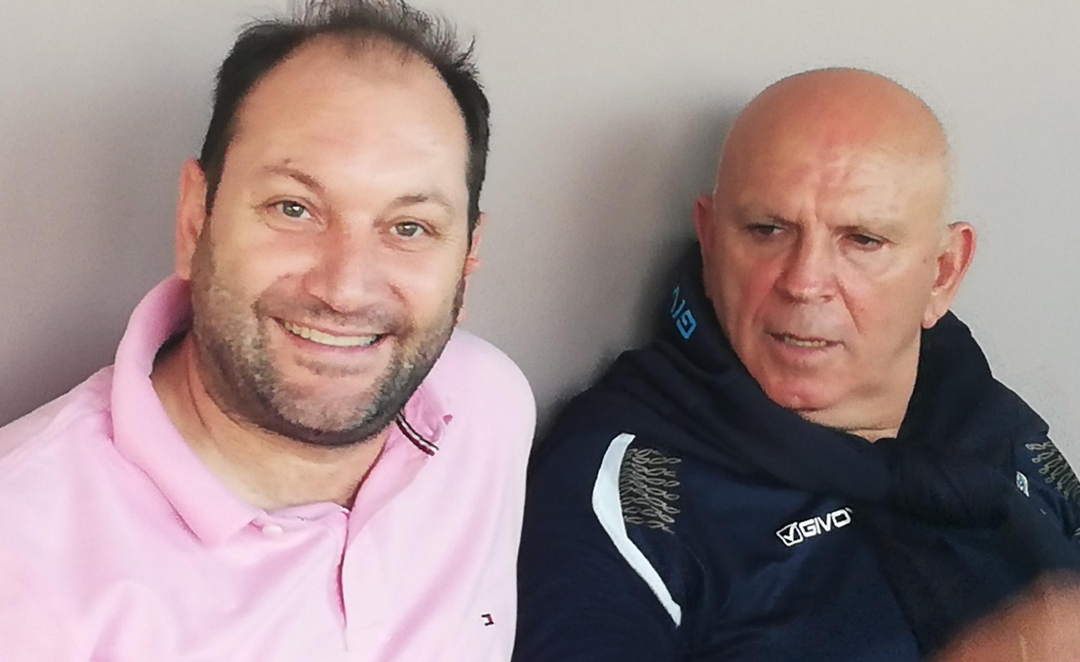"""Sportstonoto Radio/Μαρτσούκος: """"Έφυγε μόνος του"""", Βαζάκας: """"Με πρόδωσε ο Μαρτσούκος""""! (ΗΧΗΤΙΚΟ)"""