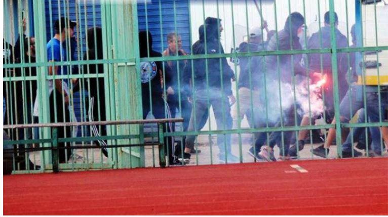 Αποχωρεί απογοητευμένος ο Παλτόγλου: Αναστολή των πάντων στο Αιγάλεω μετά το ξύλο (!!!) από τους οπαδούς του!