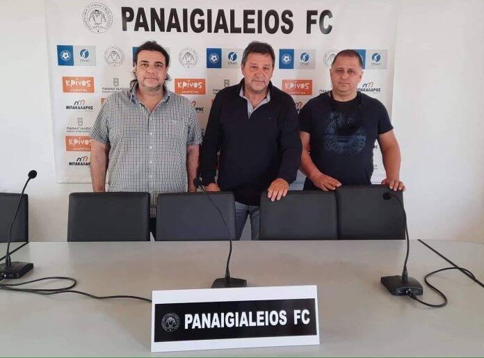 Πολύ καλός ο Παναιγιάλειος, 0-1 χθες στο Μελιγαλά τον Πάμισο, στην πρεμιέρα του Μίλτου Γκόφα! (+video)
