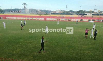 Ιάλυσος - Καλαμάτα 0-0