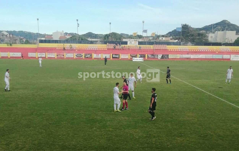 """Ιάλυσος – Καλαμάτα 0-0: Πρωταθλήτρια """"χειμώνα"""", με κόντρα και πάλι την διαιτησία! (+pics)"""