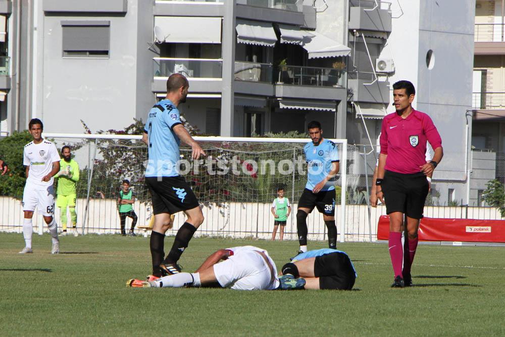 Καλαμάτα – Ασπρόπυργος 2-0: Προέλαση με Μαρκόφσκι! (photos)