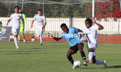 "Football League (Νότος): Μαύρη Θύελλα, Ρόδος τα ""τρίποντα"" της 11ης αγωνιστικής 16"