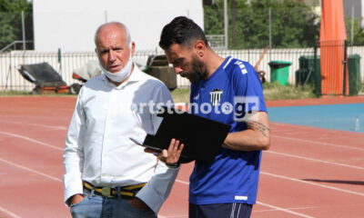 Τι είπαν Αναστόπουλος και Βέλιτς, αμέσως μετά το τέλος του αγώνα στην Επισκοπή (video)