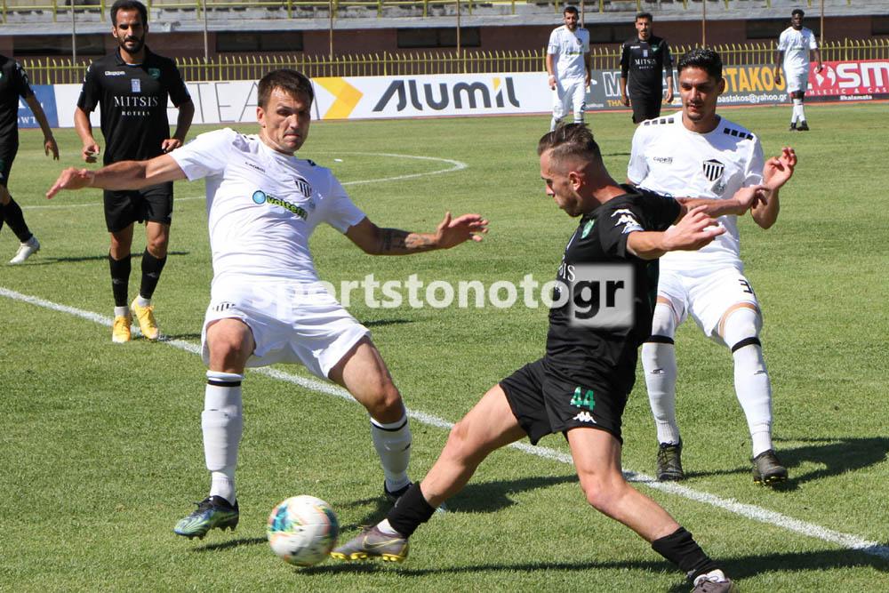 Football League (Νότιος Όμιλος): Ξεκαθαρίζει για 9η θέση – φιέστα η Μαύρη Θύελλα
