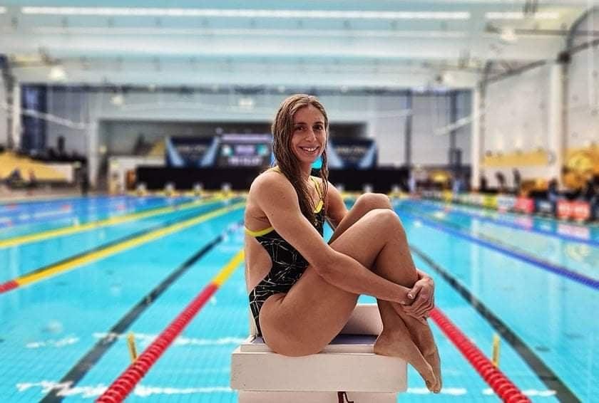 Άννα Ντουντουνάκη: Η πρώτη Ελληνίδα που κατακτά χρυσό σε ευρωπαϊκό κολύμβησης (+video)