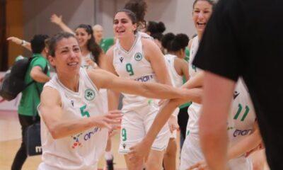 Ολυμπιακός - Παναθηναϊκός 66-74: Ανατροπή και πρωτάθλημα στο ΣΕΦ για πράσινες (videos) 12