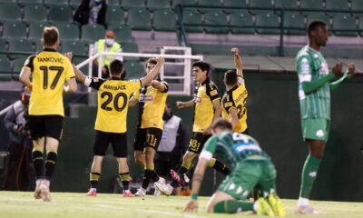 Παναθηναϊκός-ΑΕΚ 0-1: Στην Ευρώπη η Ένωση, ξανά εκτός σε σεζόν ντροπή το «τριφύλλι» !