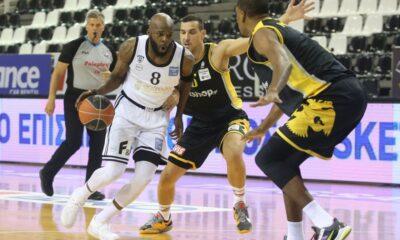 Basket League: Αναμέτρηση ΑΕΚ – ΠΑΟΚ για μια θέση στα ημιτελικά