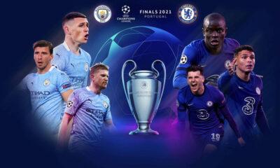 Champions League: Αγγλικός «εμφύλιος» Μάντσεστερ Σίτι και Τσέλσι με φόντο το τρόπαιο 10