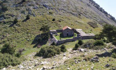 Ευκλής Καλαμάτας: Στον Λαγκαδιανό Προφήτη Ηλία στα 1200 μ.