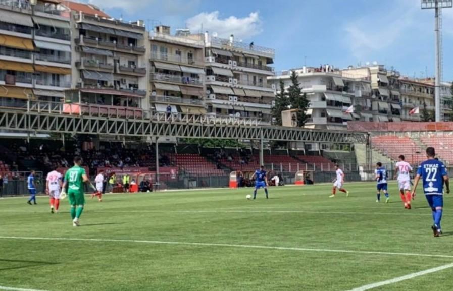 Φοβερή Καβάλα νίκησε εύκολα με 1-3 τον κακό ξανά Πανσερραϊκό στις Σέρρες! (+video)
