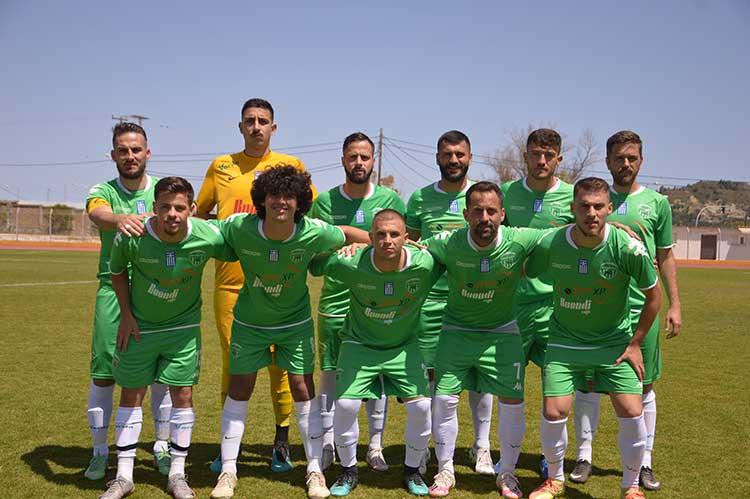 """Τσιλιβή – ΠΑΟ Βάρδας 0-1: """"Διπλό"""" με Λαθύρη"""