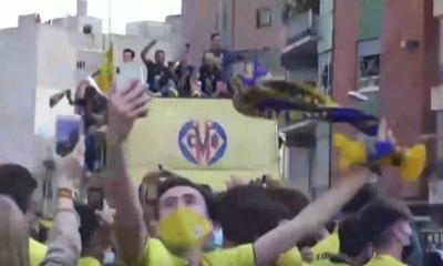 Europa League: Με παρέλαση στους δρόμους γιόρτασε η Βιγιαρεάλ το τρόπαιο (video) 8