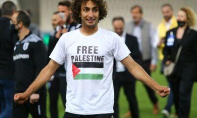 ΠΑΟΚ: Ο Ουάρντα πανηγύρισε με μπλουζάκι που είχε τη σημαία της Παλαιστίνης (+pics) 8