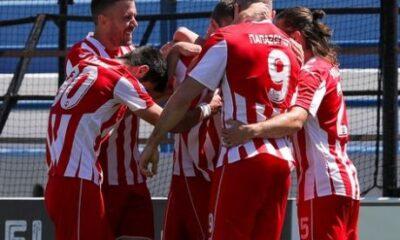 Super League 2: Πέρασε από τη Νίκαια και έπιασε κορυφή η Ξάνθη, δεύτερος ο Λεβαδειακός