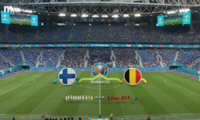 Φινλανδία - Βέλγιο : 0-2 (hls) 14