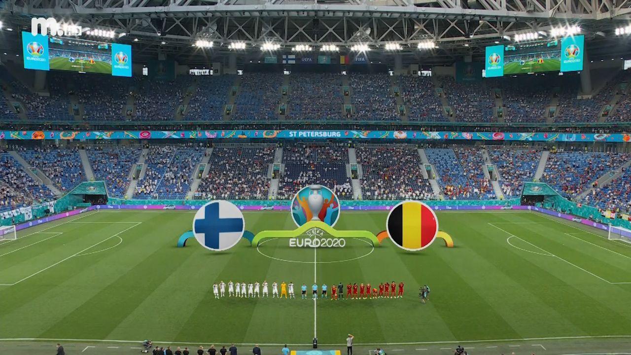 Φινλανδία – Βέλγιο : 0-2 (hls)